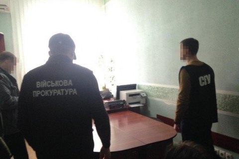 Керівника держекоконтролю в Житомирській області затримали на хабарі