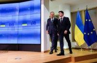 На саммите Украина-ЕС в Киеве ожидается подписание пяти документов