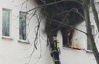 У гуртожитку Київського університету будівництва і архітектури сталася пожежа