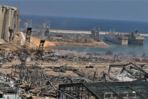 Кабмин выделил 8,4 млн гривен на гуманитарную помощь Ливану