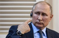 Рейтинг схвалення Путіна серед молоді в Росії за рік впав на чверть