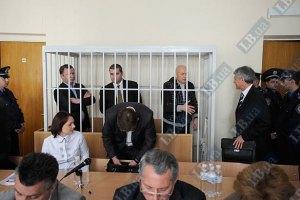 Макаренко и Шепитько освободили из-под ареста, Диденко оставили за решеткой