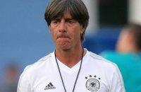Льов піде у відставку, якщо сьогодні Німеччина поступиться Франції, - Bild