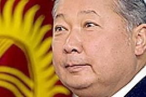 Бакиев переизбран президентом Кыргызстана