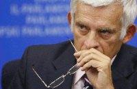 """Экс-глава Европарламента: """"На кону - будущее Украины, ваше будущее"""""""