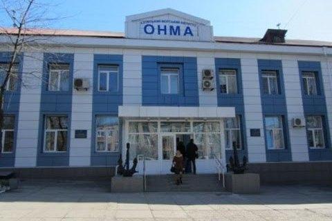 В Одеській морській академії сталася пожежа