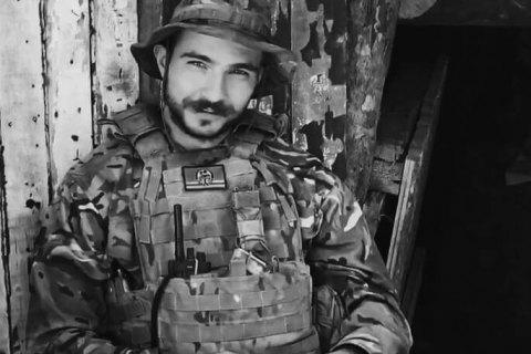 """""""Азов"""" розповів про бійця, який загинув на Донбасі 10 серпня"""