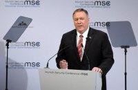 Помпео заявив, що США можуть будь-коли відновити фінансування ВООЗ
