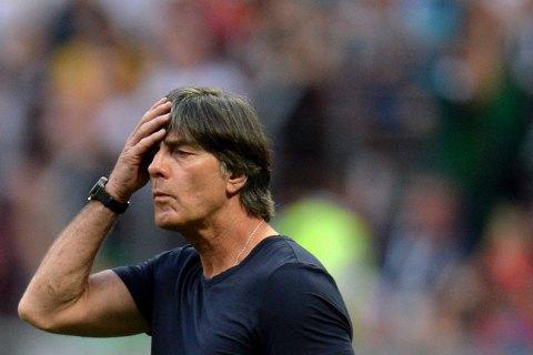 Игроки сборной Германии начемпионате мира— 2018 раскололись надва лагеря
