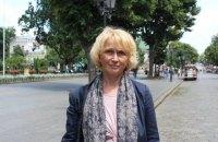В Одессе облили фекалиями известную активистку Подпалую