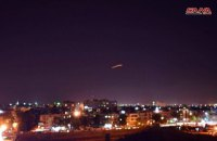 Израиль нанес ракетный удар возле аэропорта Дамаска