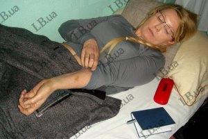 У Тимошенко резко ухудшается здоровье
