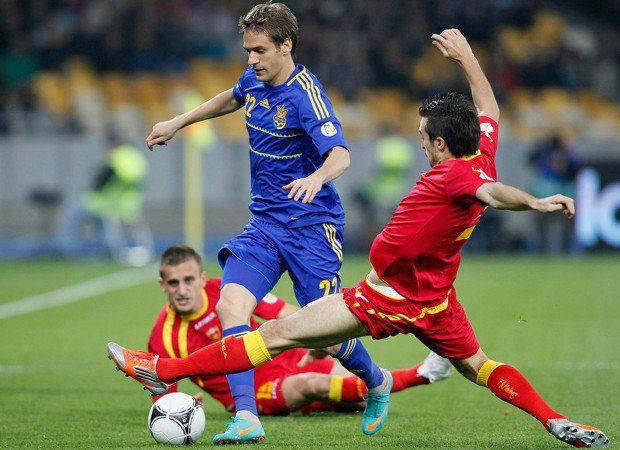 Марко Девич - самый удачный ход Украины в контексте матчей с балканскими командами