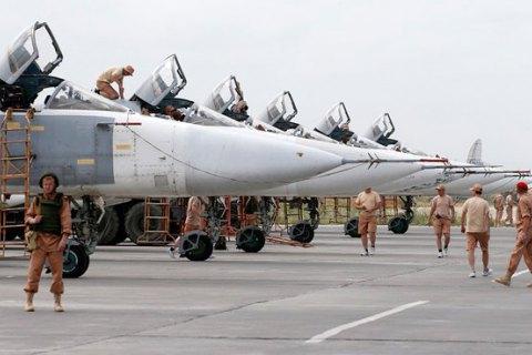 WSJ повідомила про небезпечні зближення літаків США і РФ у небі над Сирією