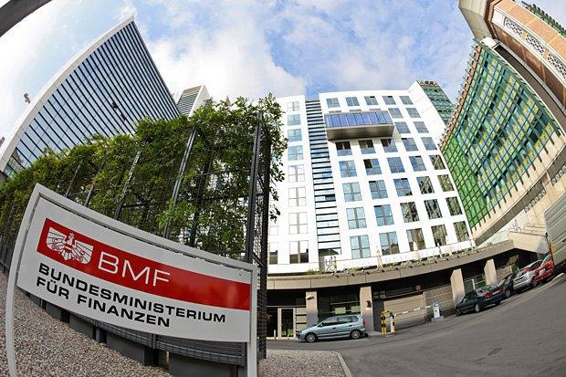 Міністерство фінансів у Відні, Австрія