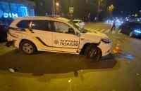 В Харькове пять человек пострадали в тройном ДТП с участием патрульных