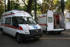 """У Запоріжжі замість """"швидкої"""" потрібно дзвонити пожежникам: у медиків не працює телефон"""