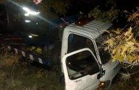 На трасі в Миколаївській області евакуатор з'їхав у кювет, водій загинув