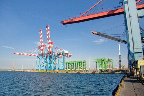 Портовые операторы попросили Порошенко защитить их от силовиков