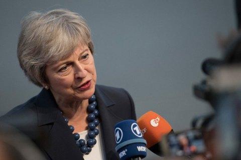 Мэй призвала оппозицию поддержать соглашение по Brexit на фоне провальных результатов на местных выборах