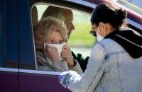 У США пом'якшили вимоги щодо носіння масок у громадських місцях