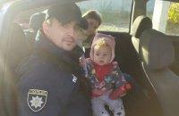 Похищенную во Львове девятимесячную девочку нашли в селе возле Каменец-Подольского