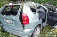 Четыре иностранца пострадали в ДТП во Львовской области