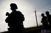 На Донбассе российские наемники открывали огонь 9 раз, травмирован украинский защитник