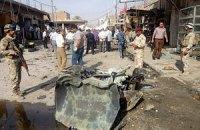 Серия взрывов в Багдаде: 50 жертв