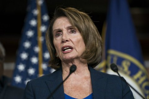 Нэнси Пелоси переизбрана на должность спикера Конгресса США