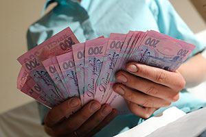 60% украинцев зарабатывают менее 3 тыс. грн в месяц