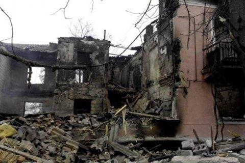 58 мирных жителей погибли при обстрелах со стороны Горловки