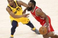 """Баскетболіст """"Х'юстон Рокетс"""" у регулярному чемпіонаті НБА набрав 30 очок у 18 матчах поспіль"""