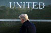 """Трамп переплутав штати США, вітаючи """"Канзас-Сіті"""" з перемогою в Супербоулі"""