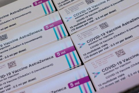 EMA радить включити тромбоз у рідкісні побічні ефекти вакцини AstraZeneca, – офіційна заява