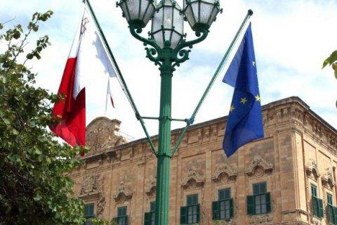 Мальта отримала посаду голови в Раді ЄС