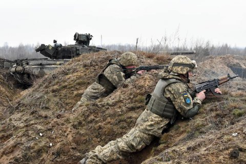 На Донбассе с начала суток зафиксировано 6 нарушений режима прекращения огня