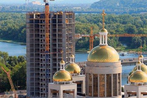 УГКЦ просит защитить Патриарший собор от разрушения из-за возобновления строительства многоэтажки