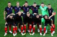 Збірна Хорватії вийшла у фінал світової першості з футболу (оновлено)