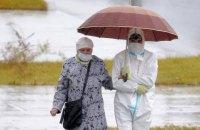 В Україні від ковіду за добу одужало на 535 людей більше, ніж захворіло