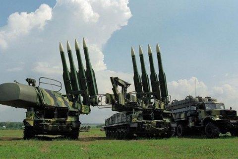 Росія перевела війська ППО в Криму на посилений режим