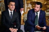 Время деструкторов. Италия становится центром противников ЕС и глобализации
