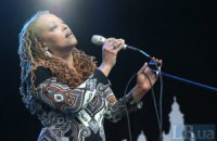 Кассандра Уилсон на Alfa Jazz Fest