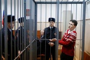 ФСИН РФ сообщила о согласии Савченко прервать голодовку