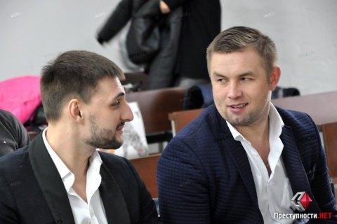 Миколаївські дебошири Слободянник та Сімов отримали по 2 роки
