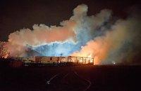 В Польше из-за взрыва на газопроводе загорелись ближайшие дома
