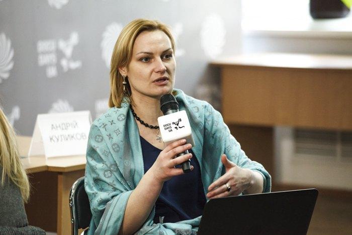 Ірина Кушнір