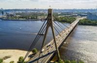 В Киеве на месяц ограничат движение транспорта на Северном мосту