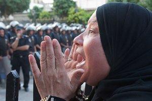 В Египте остановили проведение выборов