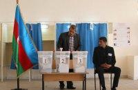 На внеочередных выборах в Азербайджане победил действующий президент